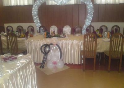 Krisstek - Przykład dekoracji sal - zdjęcie 1