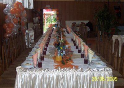 Krisstek - Przykład dekoracji sal - zdjęcie 15