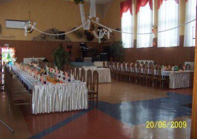 Krisstek - Przykład dekoracji sal - zdjęcie 16