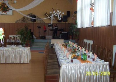 Krisstek - Przykład dekoracji sal - zdjęcie 17