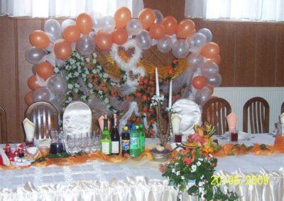 Krisstek - Przykład dekoracji sal - zdjęcie 19
