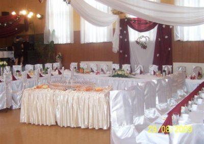 Krisstek - Przykład dekoracji sal - zdjęcie 22