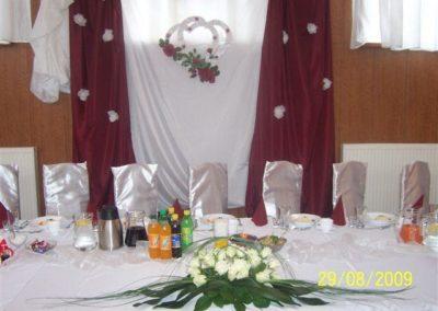 Krisstek - Przykład dekoracji sal - zdjęcie 23