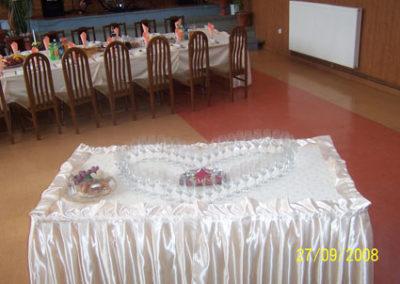 Krisstek - Przykład dekoracji sal - zdjęcie 3