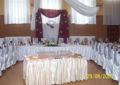 Krisstek - Przykład dekoracji sal - zdjęcie 32