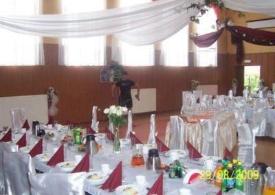 Krisstek - Przykład dekoracji sal - zdjęcie 37
