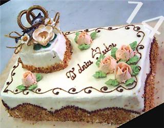 Krisstek - Przykładowe torty - zdjęcie 14