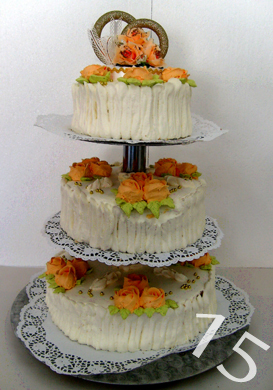 Krisstek - Przykładowe torty - zdjęcie 15