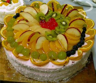 Krisstek - Przykładowe torty - zdjęcie 2