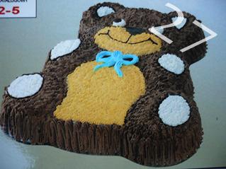 Krisstek - Przykładowe torty - zdjęcie 27