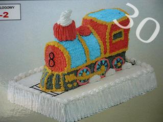 Krisstek - Przykładowe torty - zdjęcie 30