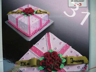 Krisstek - Przykładowe torty - zdjęcie 31