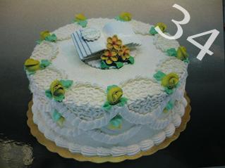 Krisstek - Przykładowe torty - zdjęcie 34