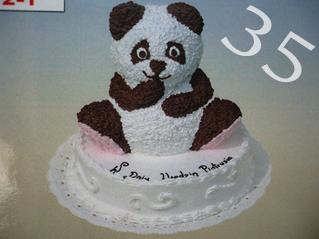 Krisstek - Przykładowe torty - zdjęcie 35