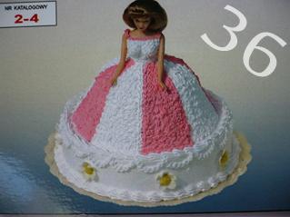 Krisstek - Przykładowe torty - zdjęcie 36