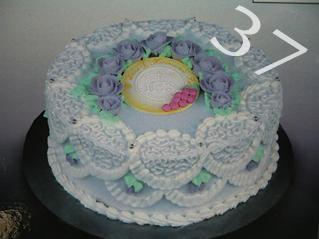 Krisstek - Przykładowe torty - zdjęcie 37