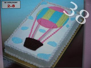 Krisstek - Przykładowe torty - zdjęcie 38