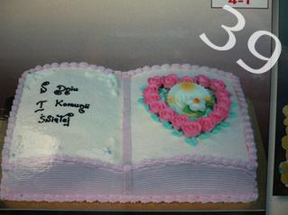 Krisstek - Przykładowe torty - zdjęcie 39