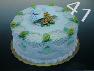 Krisstek - Przykładowe torty - zdjęcie 41