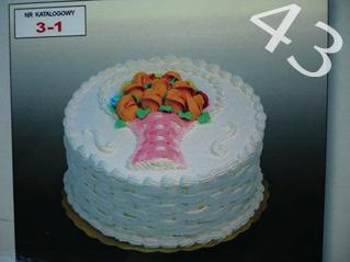 Krisstek - Przykładowe torty - zdjęcie 43