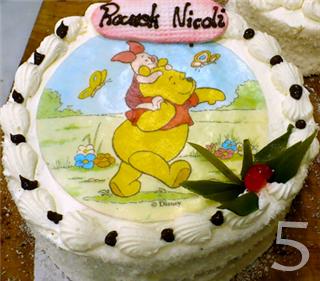 Krisstek - Przykładowe torty - zdjęcie 5
