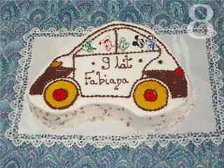 Krisstek - Przykładowe torty - zdjęcie 8