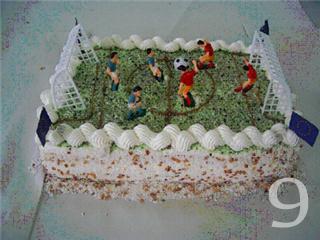 Krisstek - Przykładowe torty - zdjęcie 9