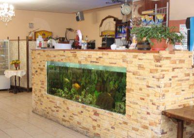 Krisstek - Restauracja Akwarium - 2