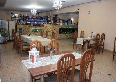 Krisstek - Restauracja Akwarium - 9
